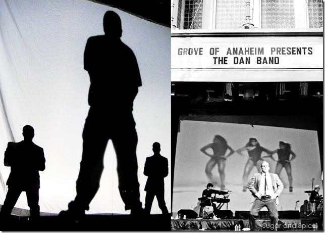 THe Dan Band at the Grove in Anaheim