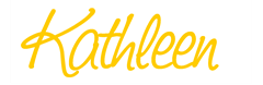 kathleen sign gold