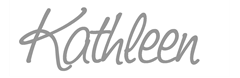 kathleen sign silver