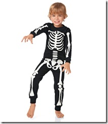 boy skeleton