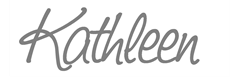 kathleen sign grey