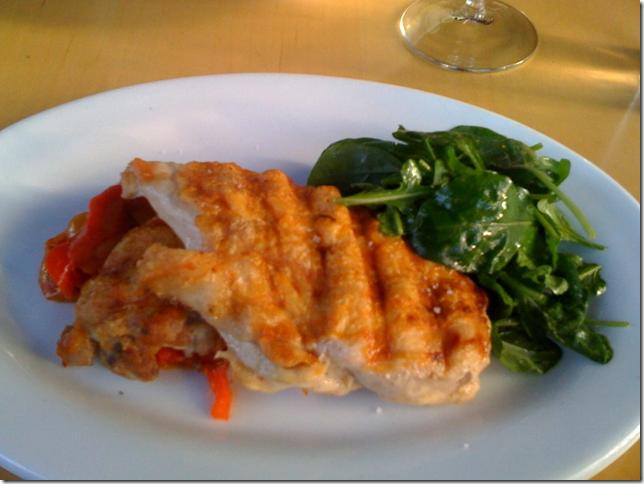chicken palliard