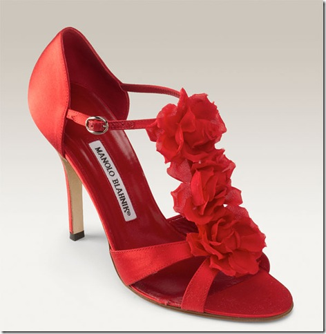 nordstroms red shoe
