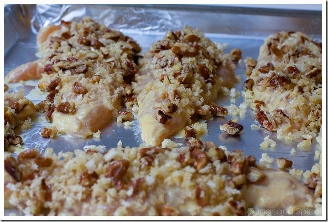 Pecan Pesto Chicken  2010 ENGE-011